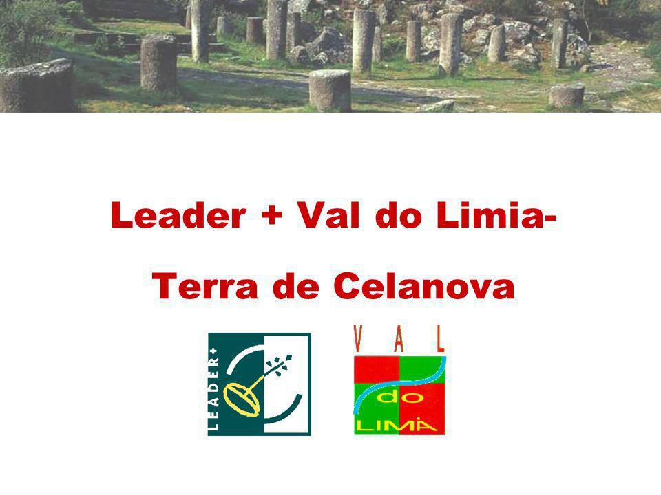 Leader + Val do Limia-Terra de Celanova
