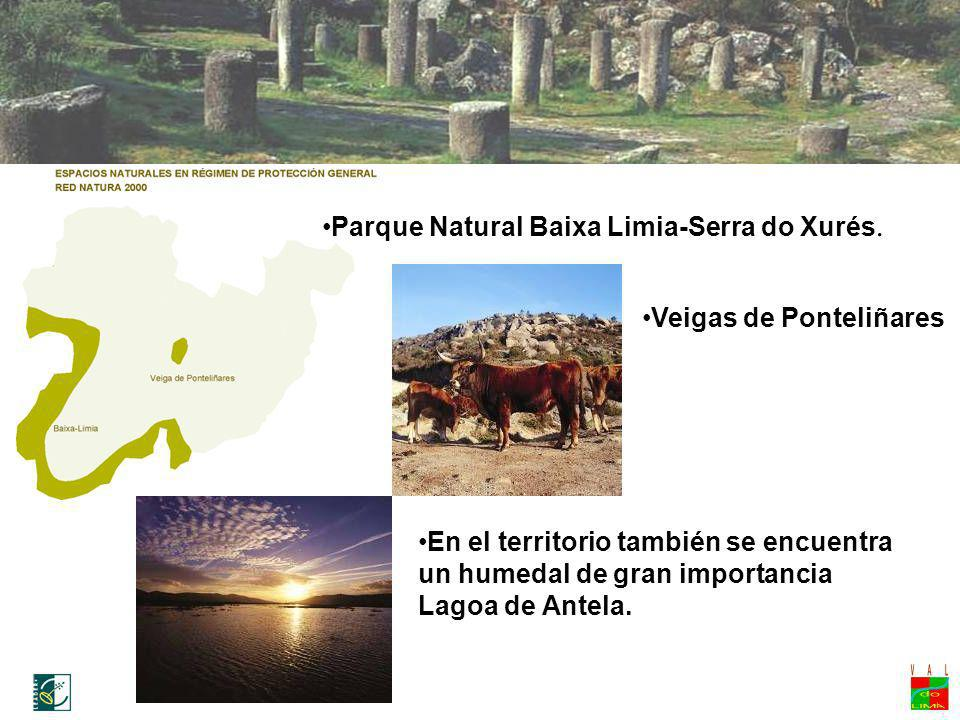 Parque Natural Baixa Limia-Serra do Xurés.