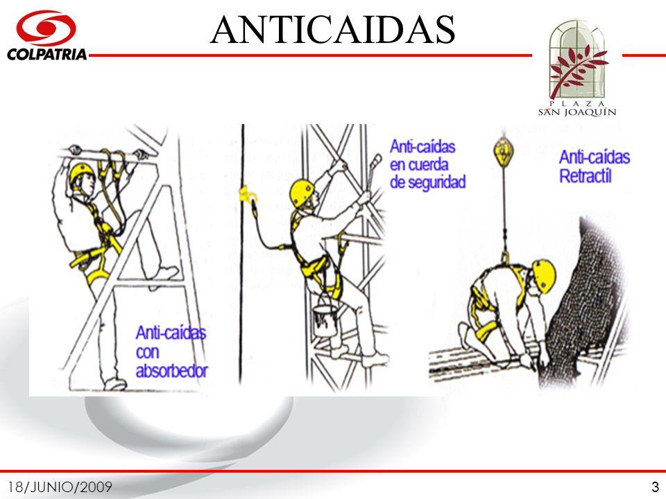 ANTICAIDAS