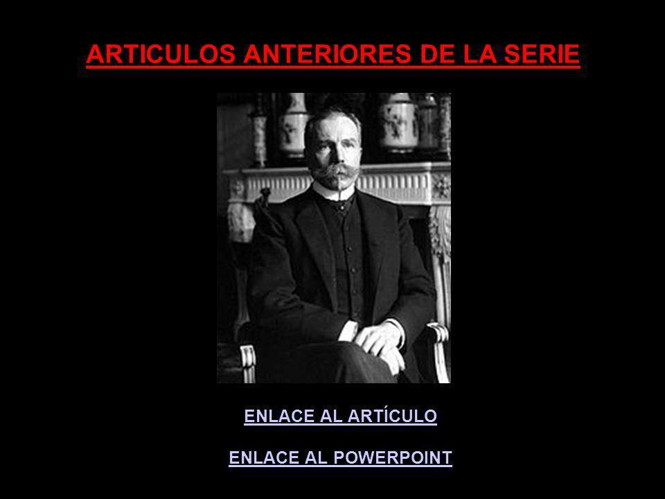 ARTICULOS ANTERIORES DE LA SERIE