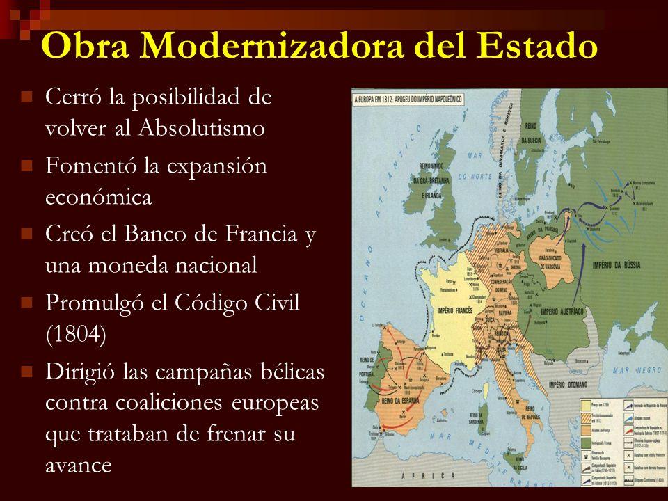 Obra Modernizadora del Estado