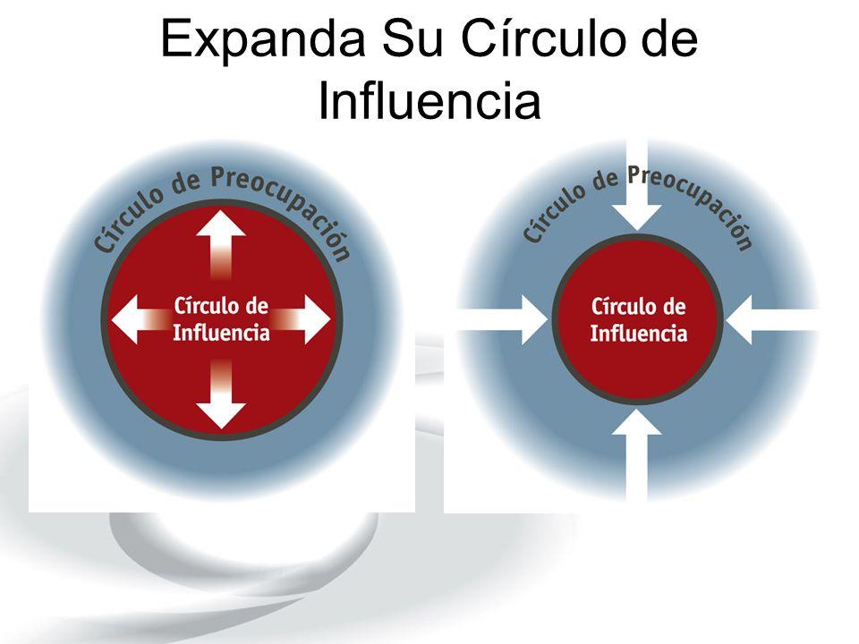Expanda Su Círculo de Influencia