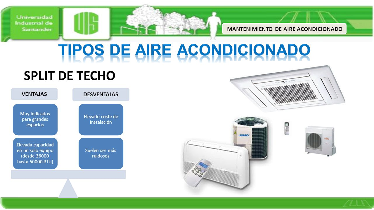 Mantenimiento de aire acondicionado ppt video online for Mantenimiento aire acondicionado split