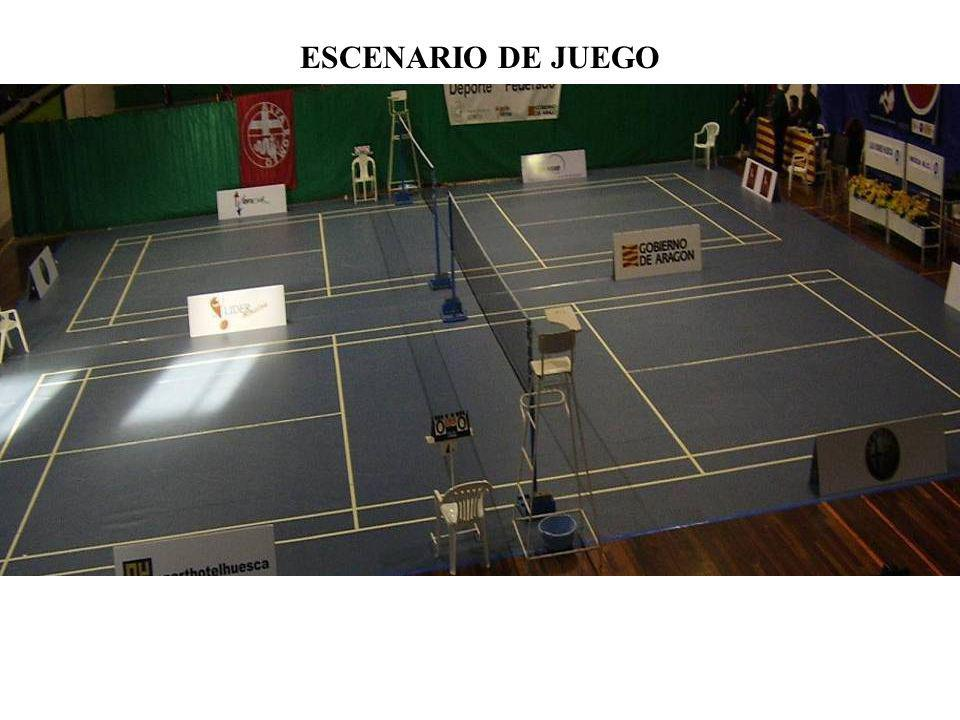 ESCENARIO DE JUEGO