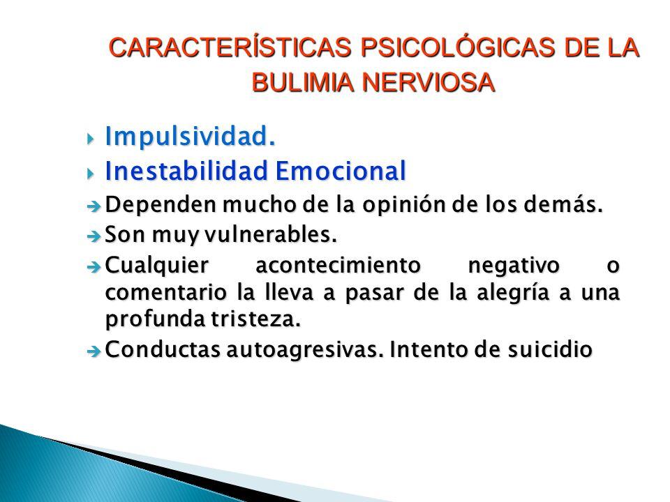 Resultado de imagen de bulimia nerviosa y suicidio