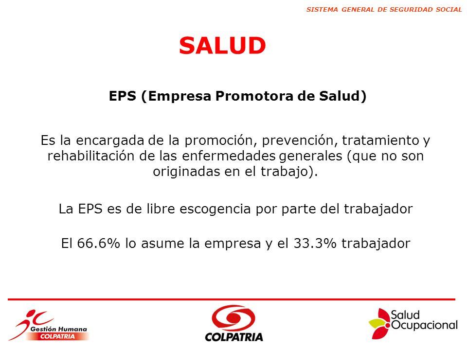 EPS (Empresa Promotora de Salud)