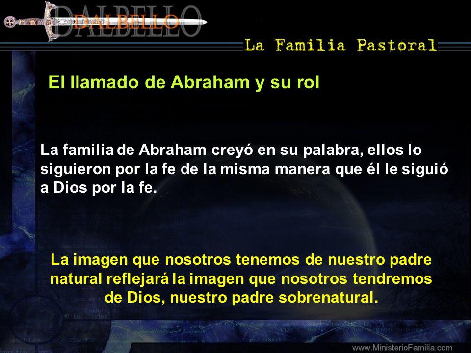 El llamado de Abraham y su rol