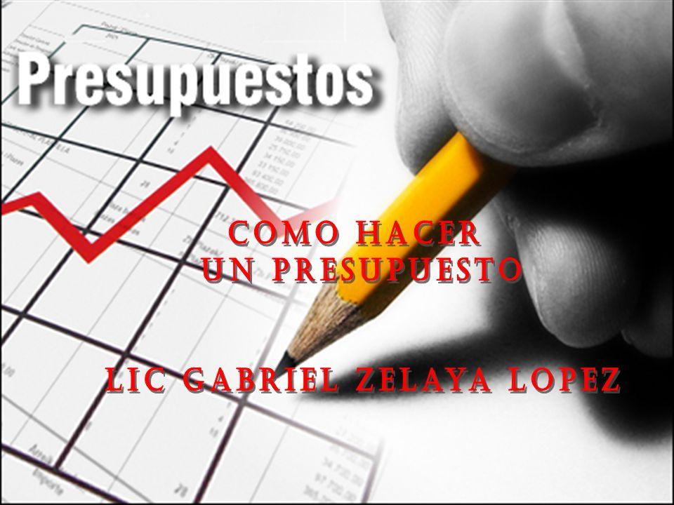 Lic Gabriel Zelaya Lopez