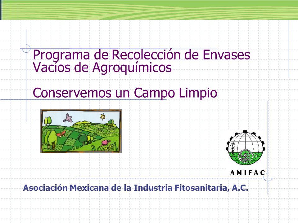 Asociación Mexicana de la Industria Fitosanitaria, A.C.