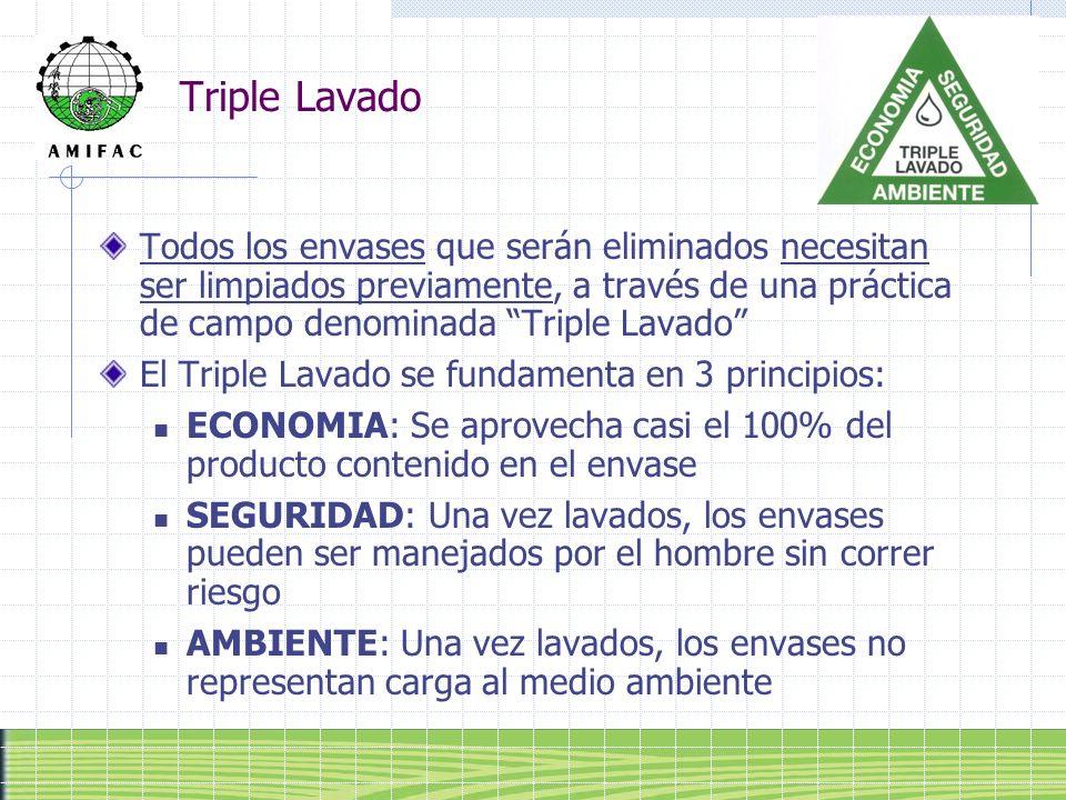 Triple Lavado