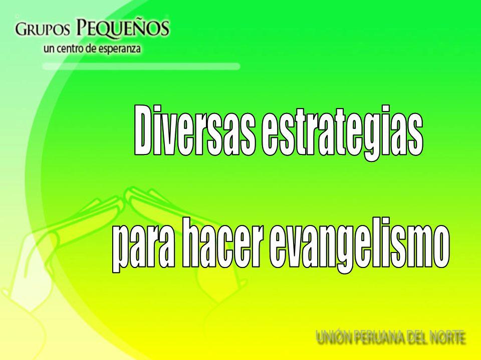 para hacer evangelismo