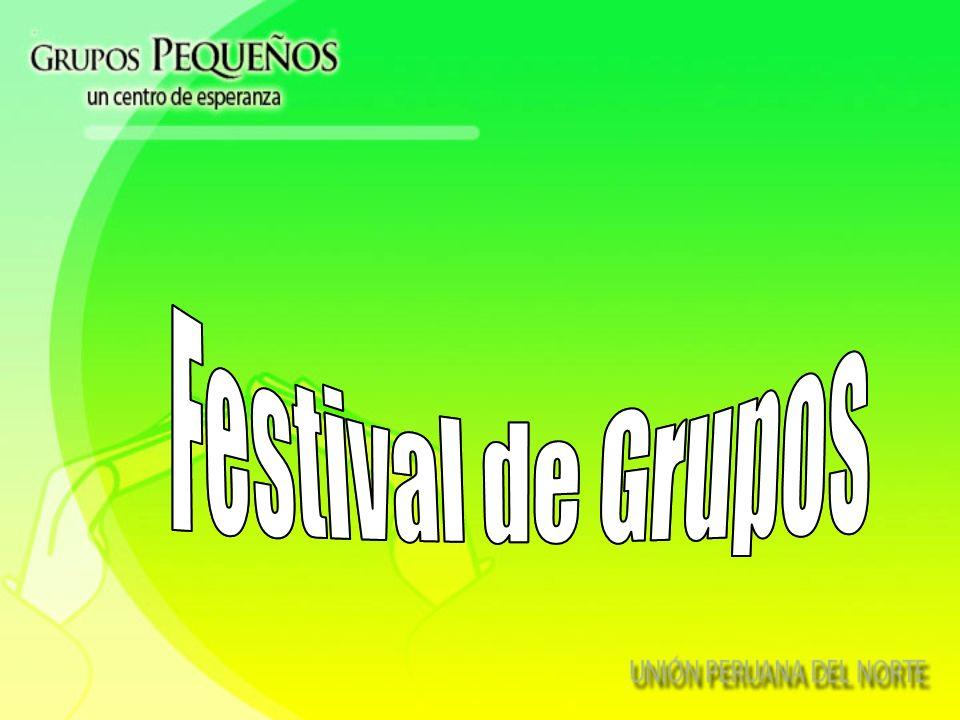 Festival de Grupos