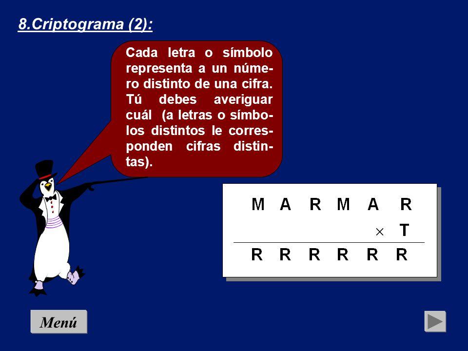 8.Criptograma (2):