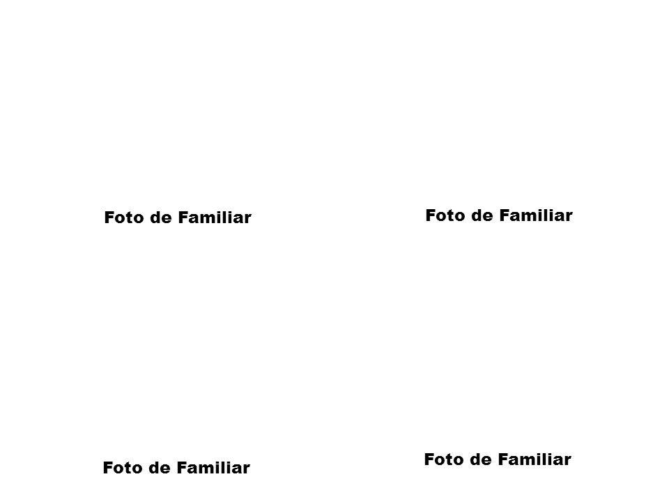 Foto de Familiar Foto de Familiar Foto de Familiar Foto de Familiar