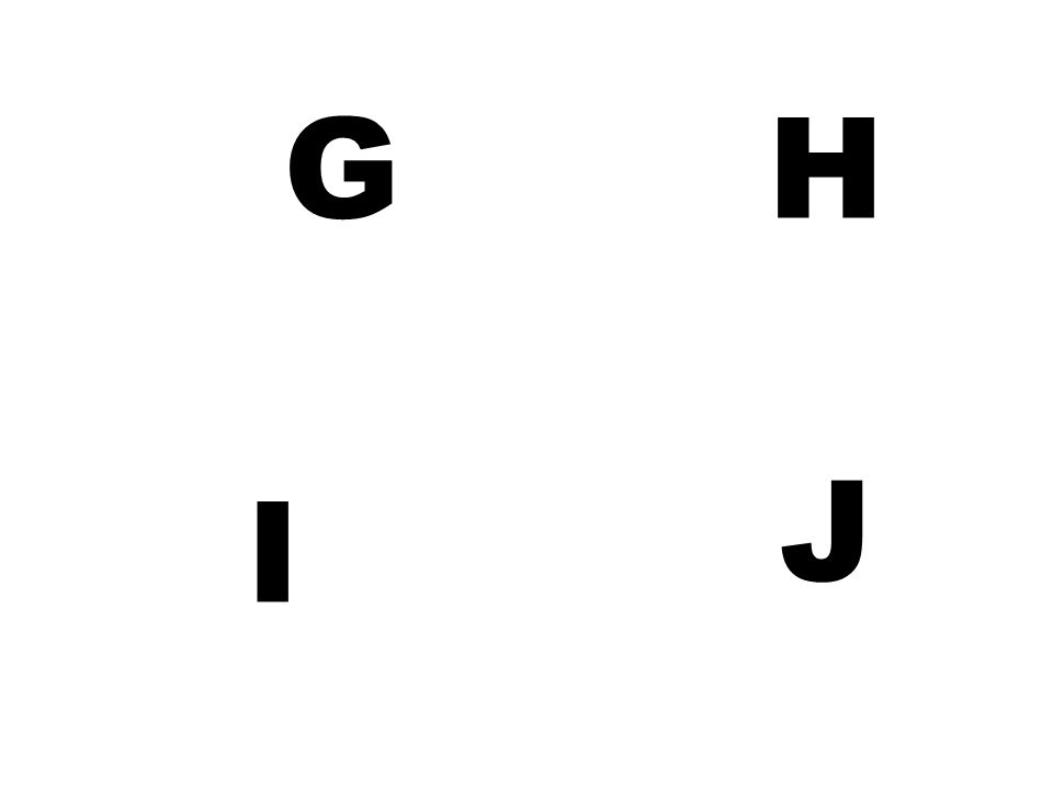 G H J I
