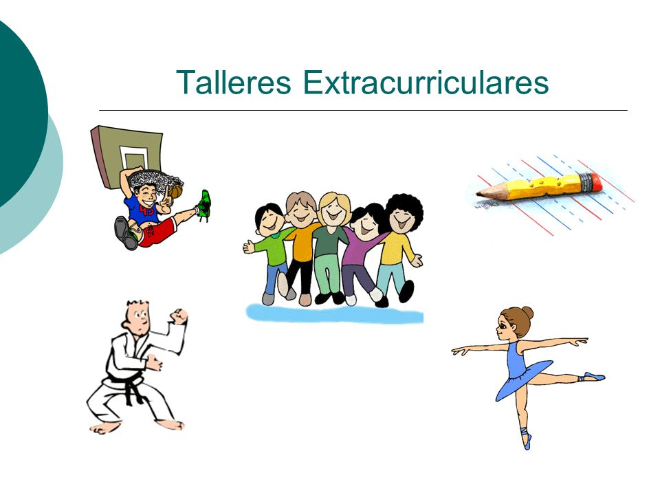 Talleres Extracurriculares