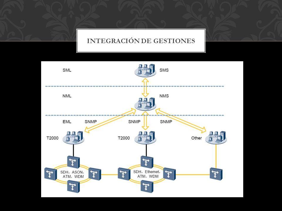 INTEGRACIÓN DE GESTIONES