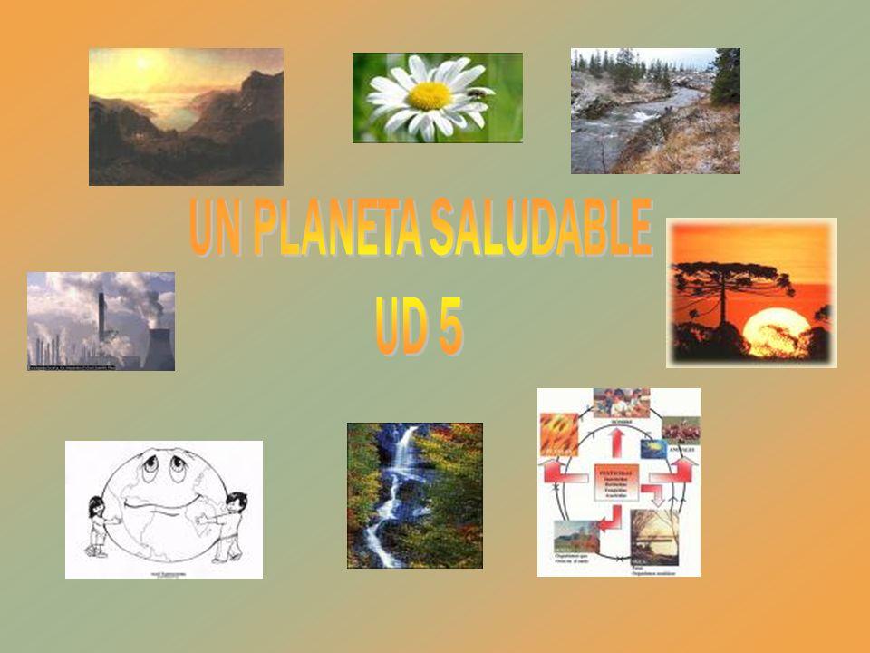 UN PLANETA SALUDABLE UD 5