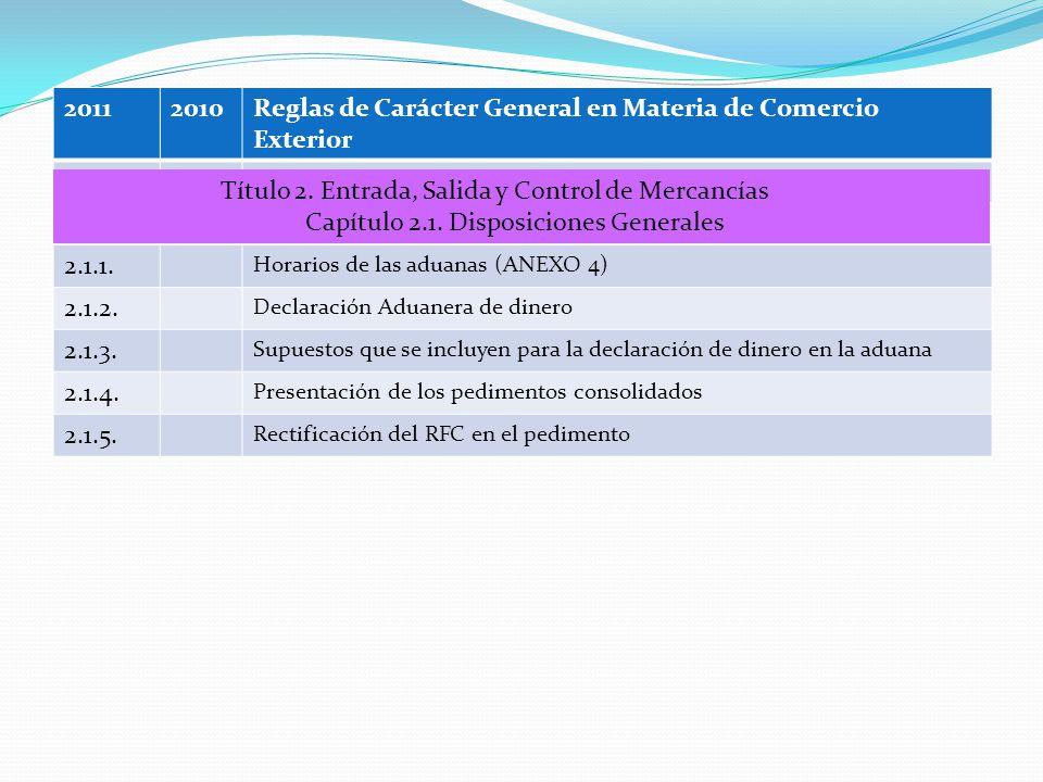 Reglas De Car Cter General En Materia De Comercio Exterior Ppt Descargar