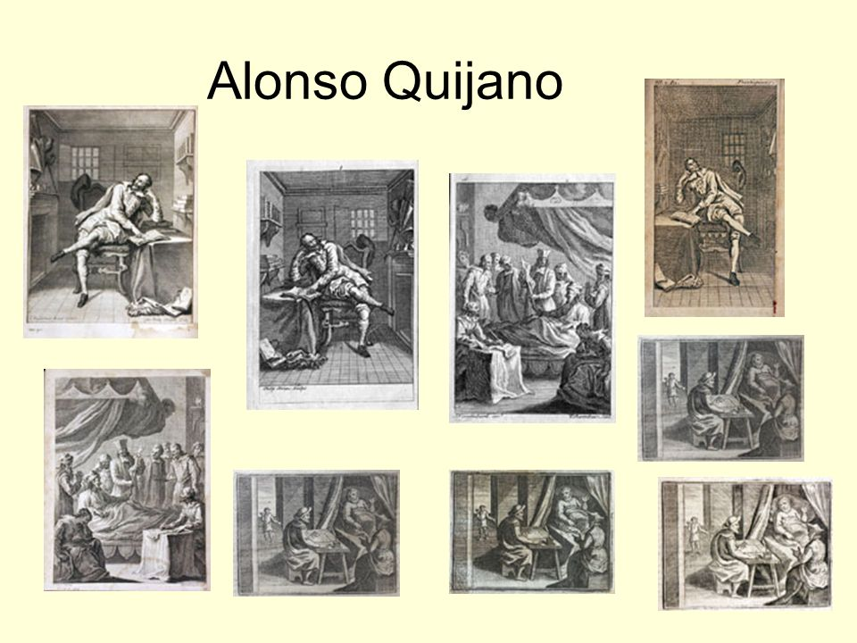 Alonso Quijano