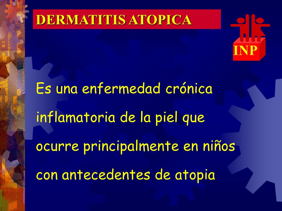 DERMATITIS ATOPICA INP.