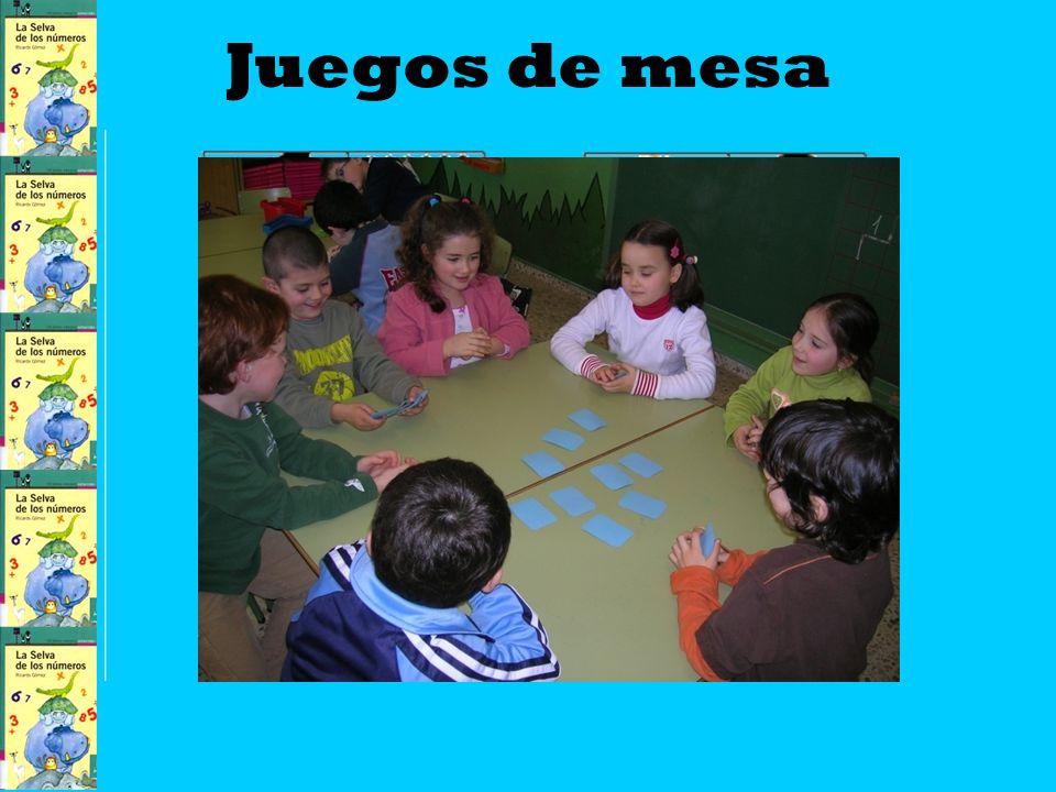 CIANEI2007 Juegos de mesa.