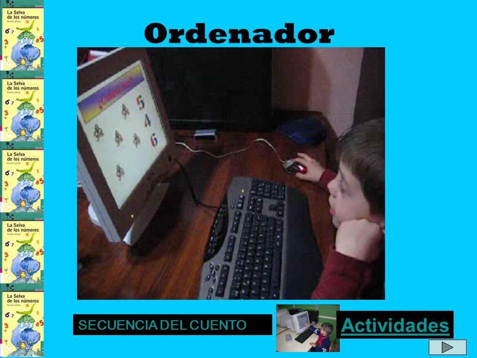 Ordenador Actividades SECUENCIA DEL CUENTO CIANEI2007