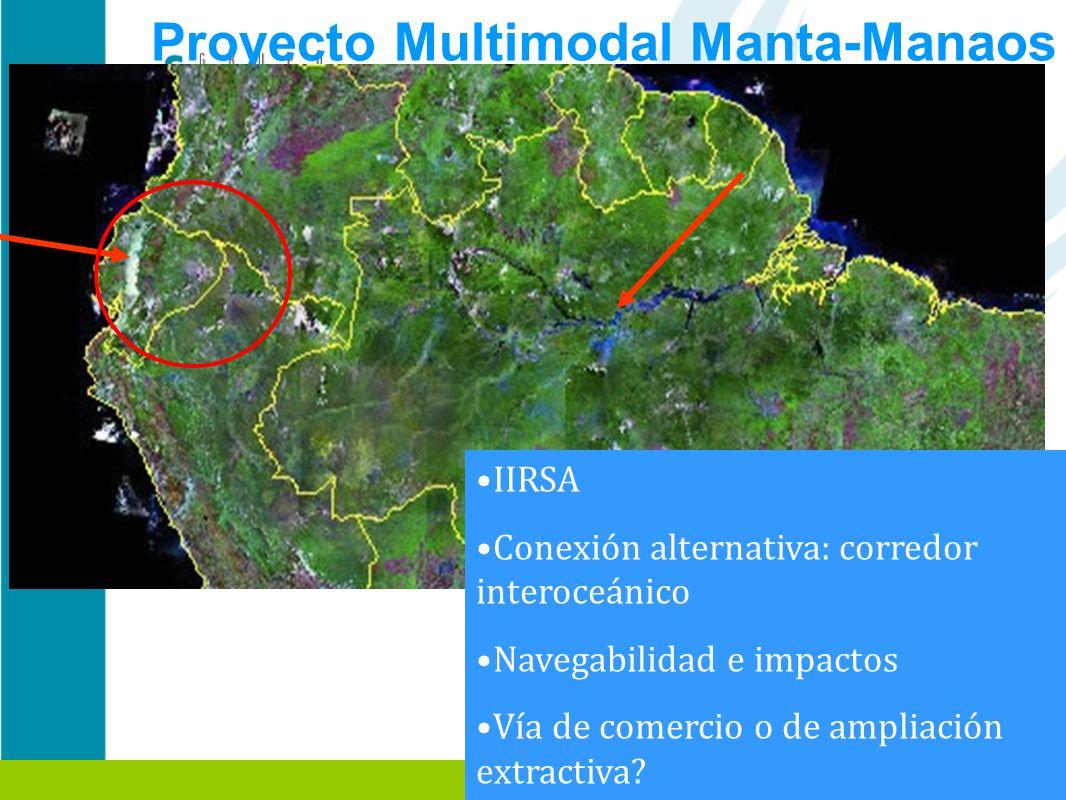 Proyecto Multimodal Manta-Manaos