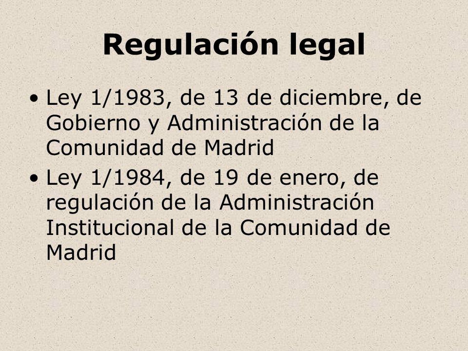 Lecci n 11 gobierno y administraci n de la comunidad de for Sede de la presidencia de la comunidad de madrid