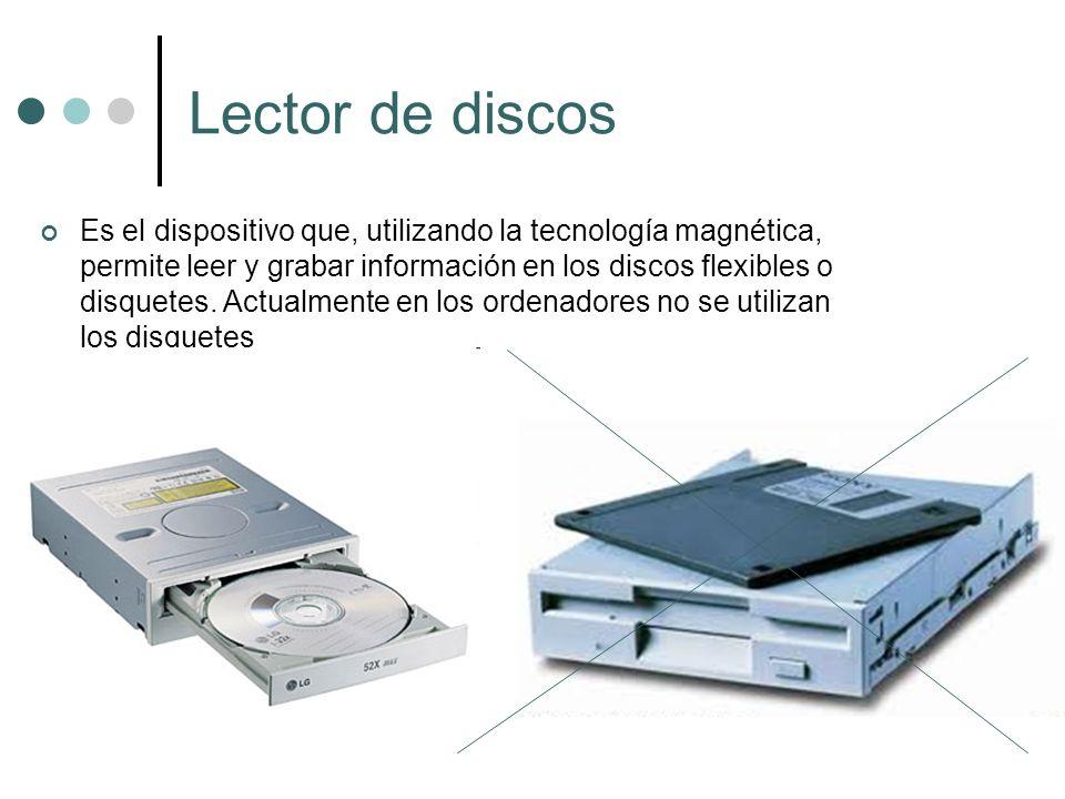 Lector de discos