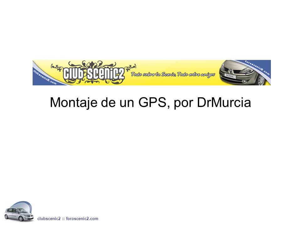 Montaje de un GPS, por DrMurcia
