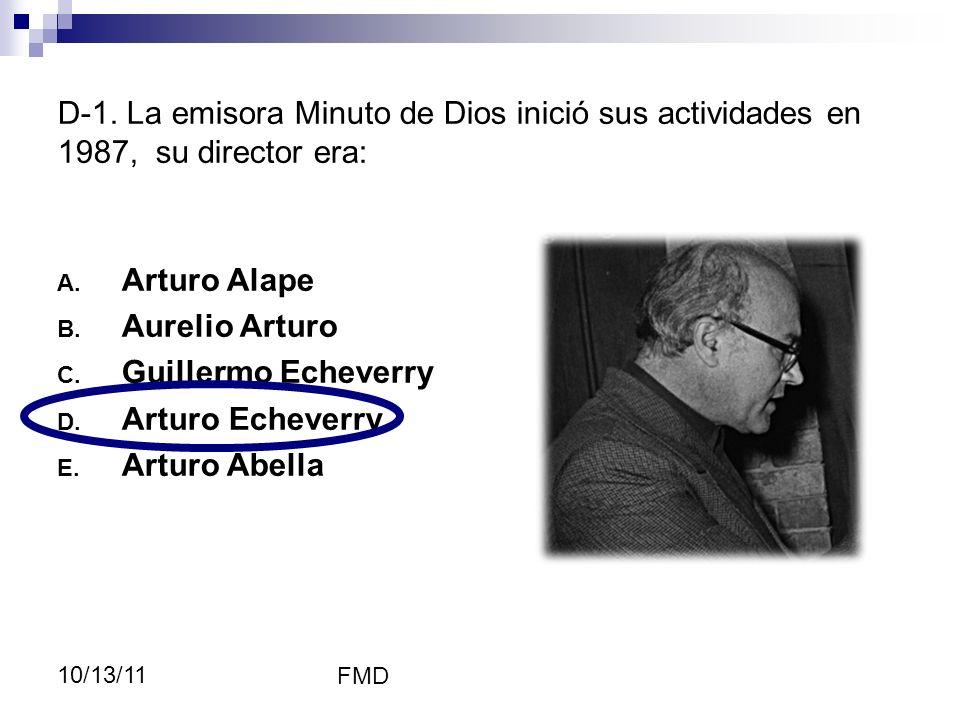 Arturo echeverry olano,