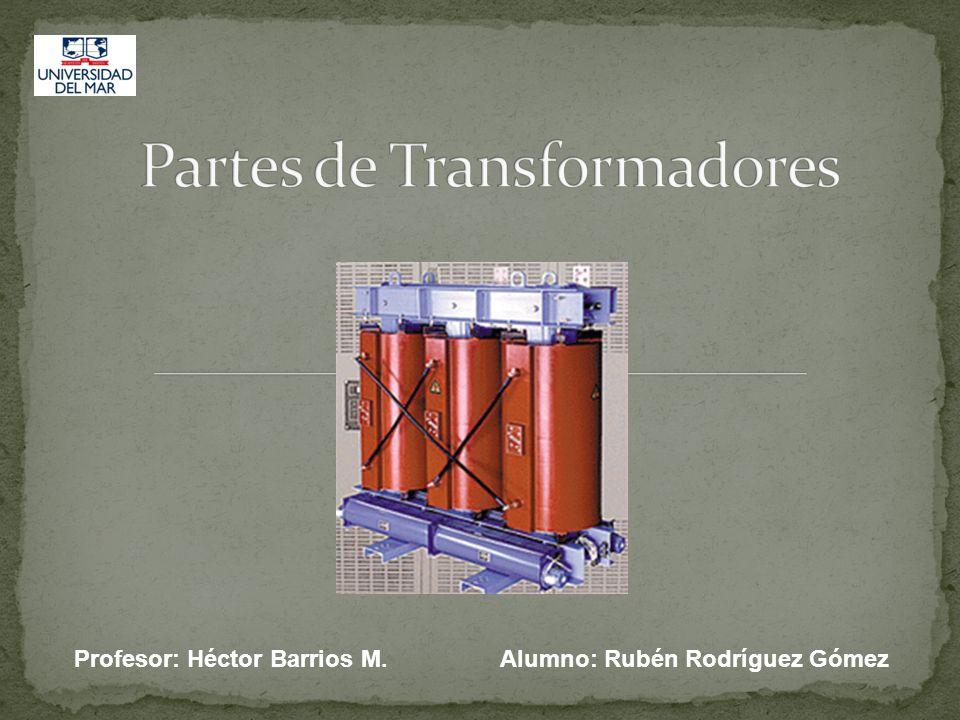 Partes de Transformadores