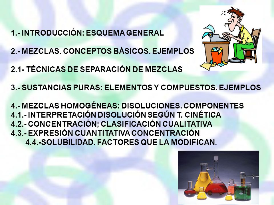 1.- INTRODUCCIÓN: ESQUEMA GENERAL