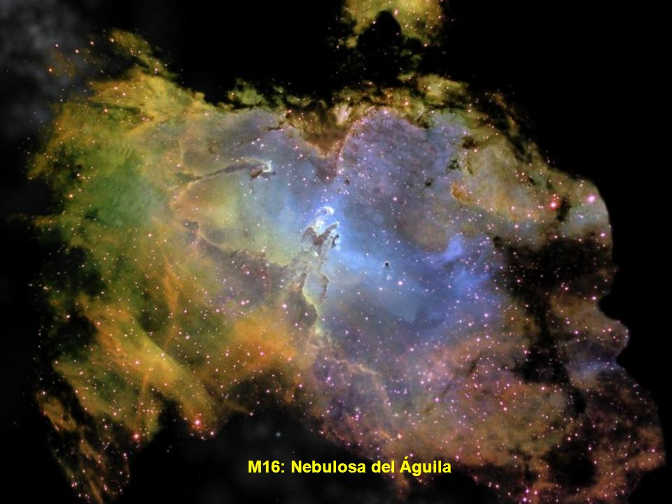M16: Nebulosa del Águila