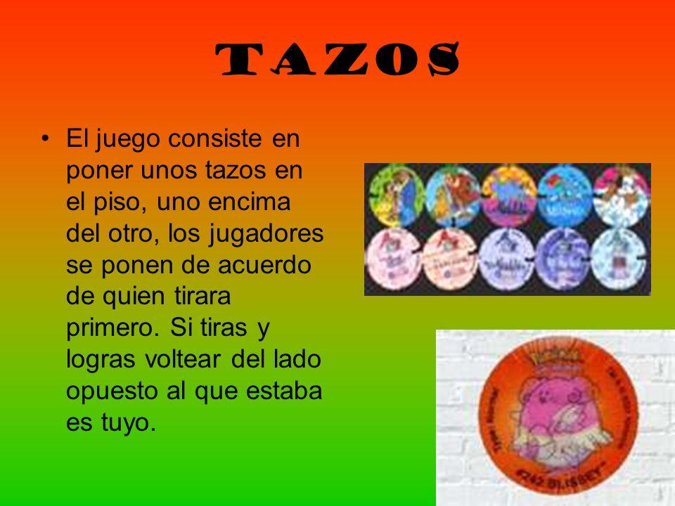 tazos