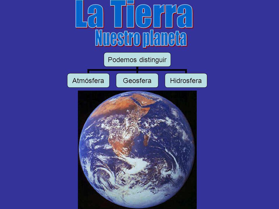 La Tierra Nuestro planeta