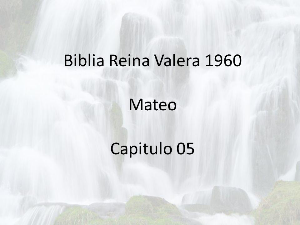 reina valera 1960