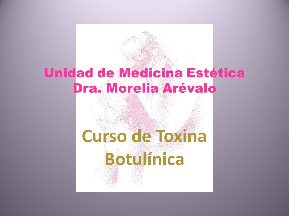 Unidad de Medicina Estética Dra. Morelia Arévalo