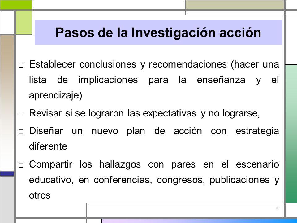 Investigaci n en acci n ppt video online descargar for La accion educativa en el exterior