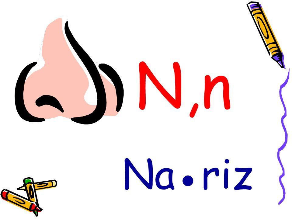 N,n Na●riz