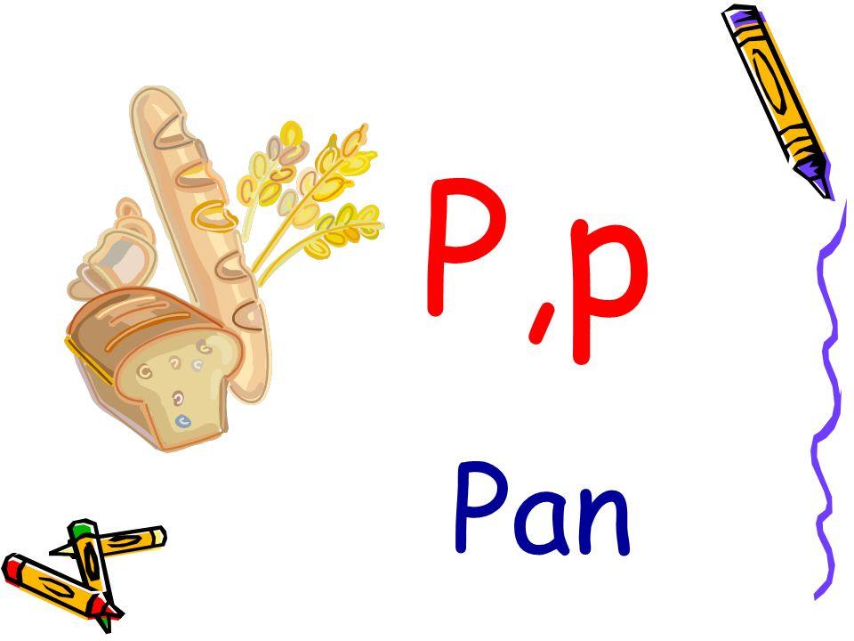 P,p Pan