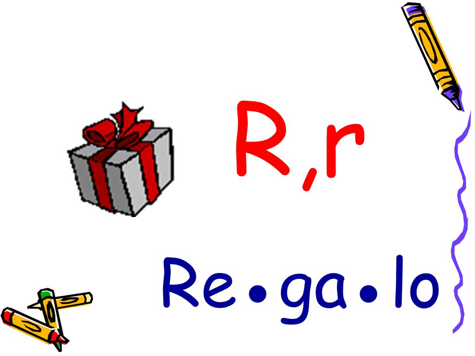 R,r Re●ga●lo