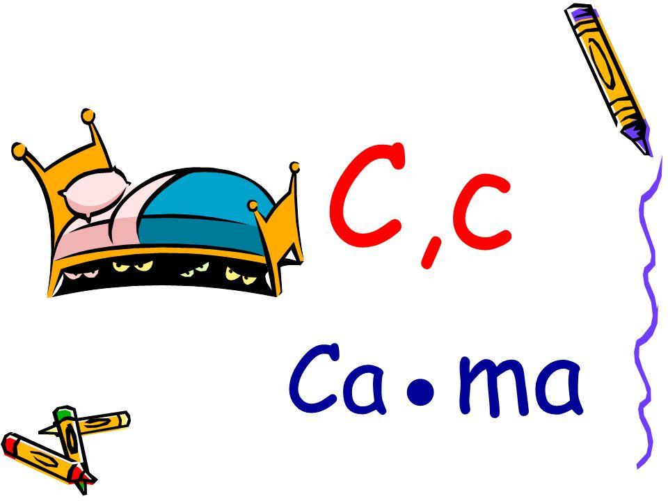 C,c Ca●ma