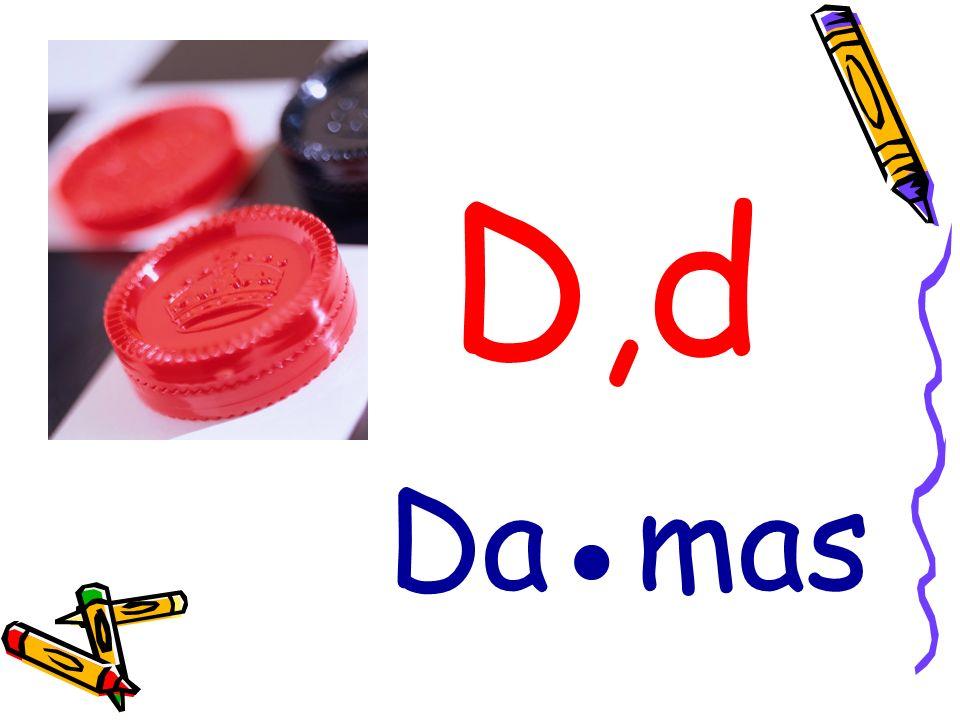 D,d Da●mas