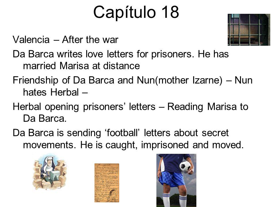 Capítulo 18 Valencia – After the war