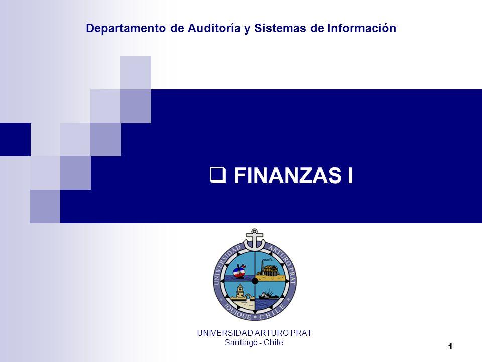 Departamento de Auditoría y Sistemas de Información