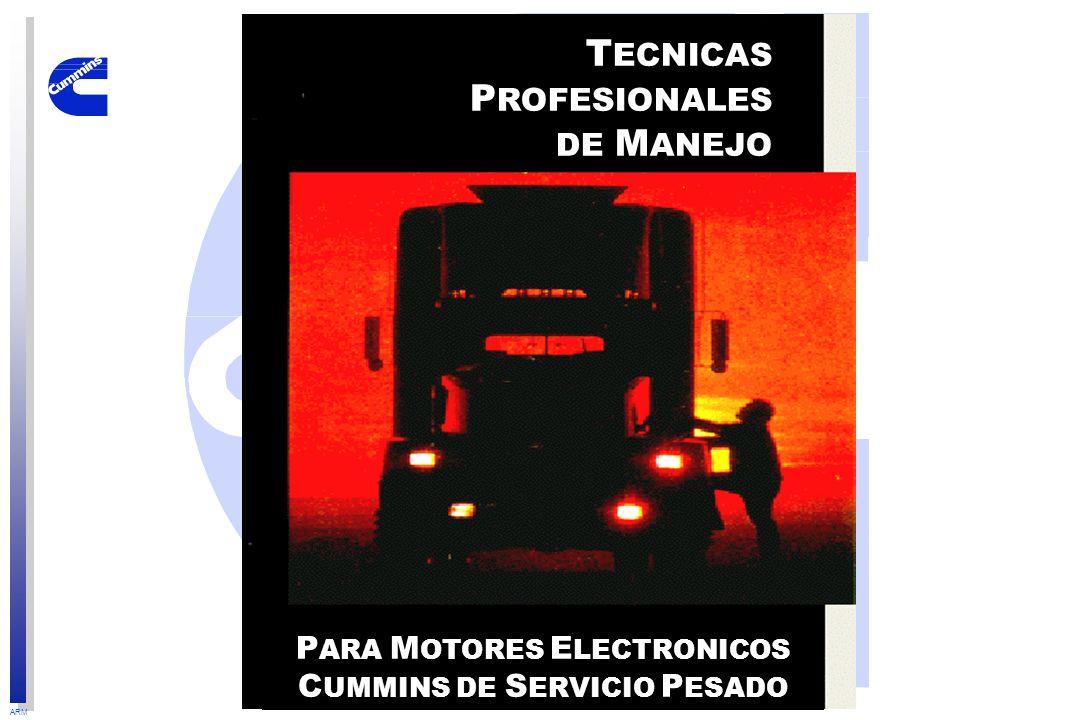 PARA MOTORES ELECTRONICOS CUMMINS DE SERVICIO PESADO
