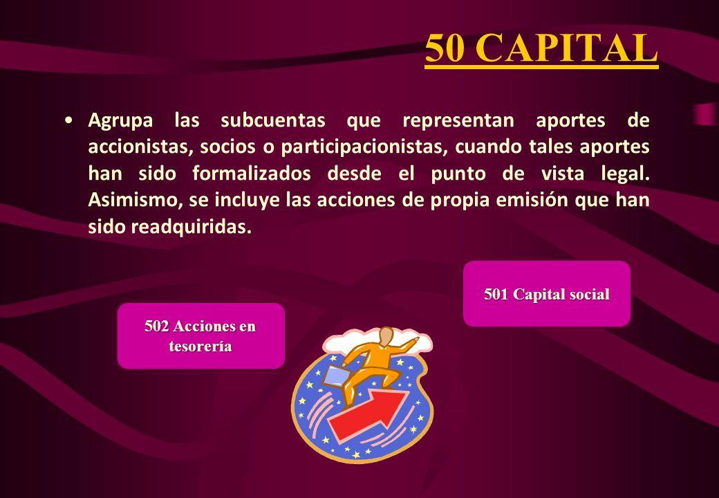 50 CAPITAL