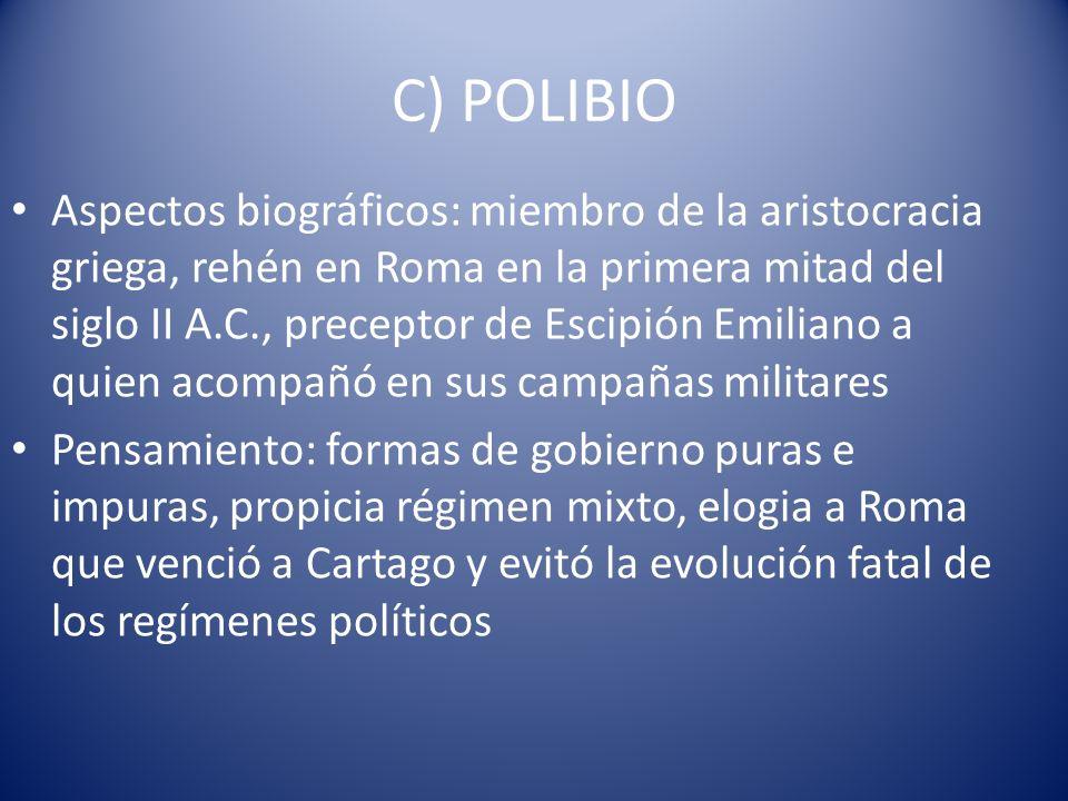 C) POLIBIO